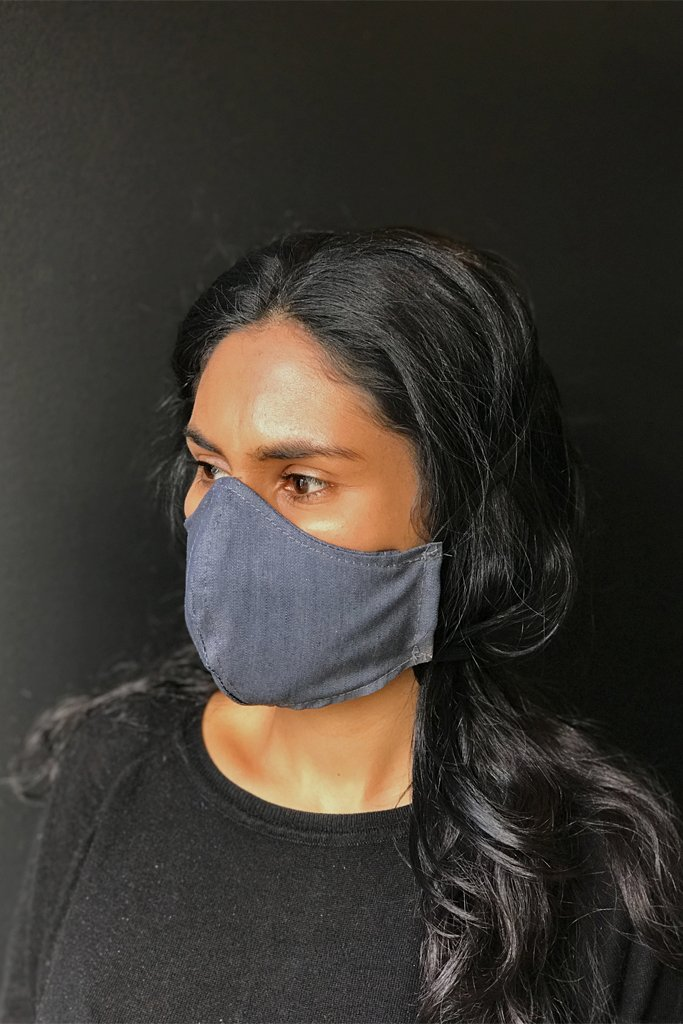 Search and Rescue Denim mask