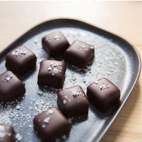 ChocolaTas Saled Caramel